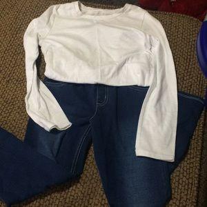Shirt/pants bundle